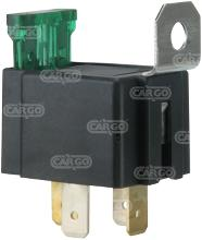 Cargo 12v 30 Amp Mini Relay with Bracket and ATO Fuse - 160155